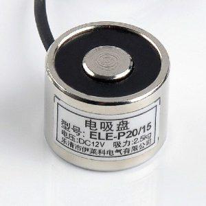 P25/20 24V Elektromıknatıs