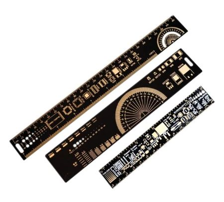 SMD komponent cetveli