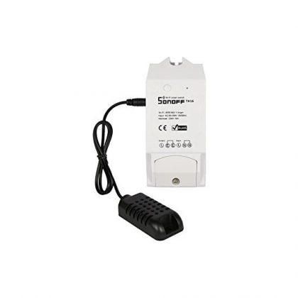 Sonoff TH10 16A Akıllı Wifi Anahtar ve Sıcaklık Nem İzleme