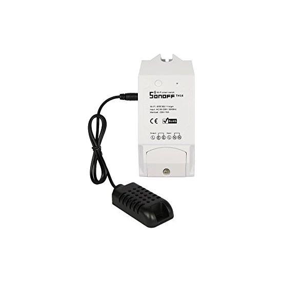 Sonoff TH10 16A Akıllı Wifi Anahtar