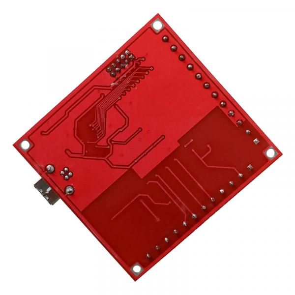 CNC USB MACH3 100Khz 4 Eksen Kontrol Kartı